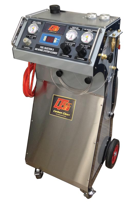 Carbon Cleaning | Tec4 Lubricants